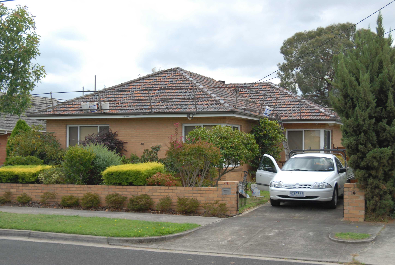 Roof Safety Guard Rails Melbourne