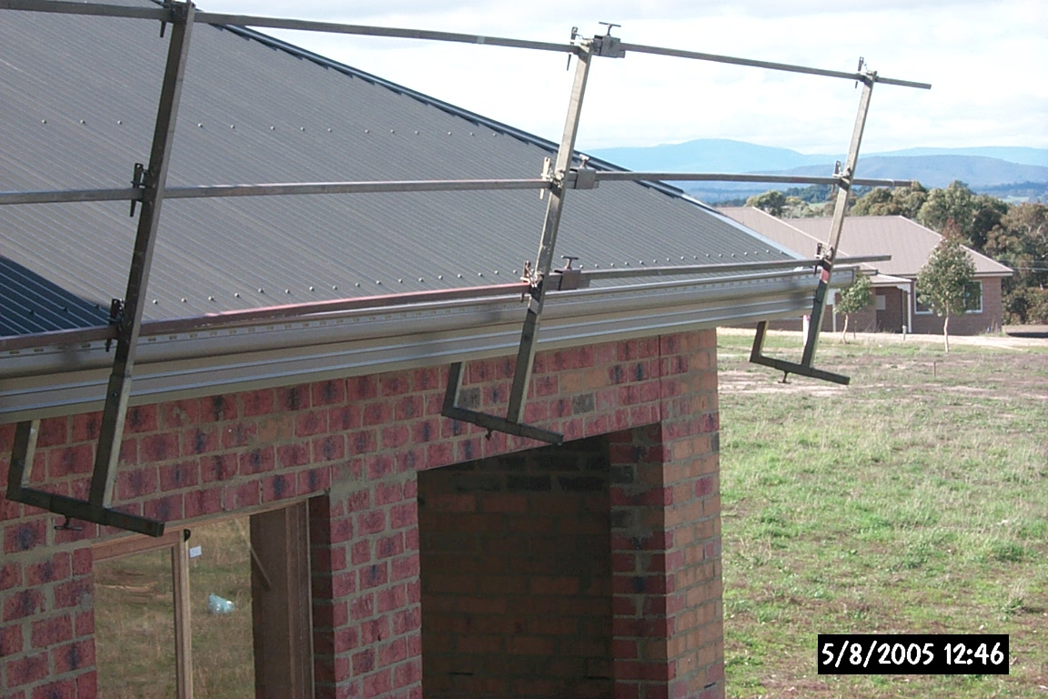 Edge Protection Fall Protection Roof Safety Guard Rails